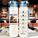 Dachshund - Make Everything Pine Tracker Bottle 32 Oz