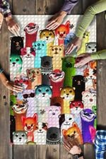 Otter Jigsaw Puzzles 21 X 15 - 500 Pieces All Products