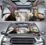 Donkey Car Sunshade 57 X 27.5