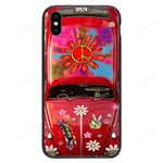 Custom Glass Phone Case Cover Car Iphone / X Collection