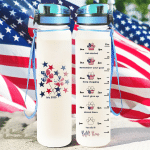 Dog America Tracker Bottle 32 Oz