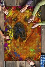 Boerboel Dog Colorful Jigsaw Puzzles 21 X 15 - 500 Pieces All Products
