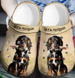 Duck Hunting Croc Shoes