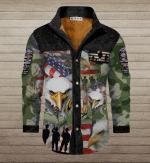 Amazing Veteran Men's Jacket