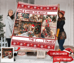 Personalized Your Family Photos - Quilt Twin