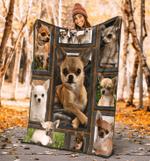 Chihuahua 3D Fleece Blanket
