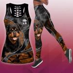 Rottweiler Combo Tank Top + Leggings S /