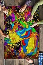 Basenji Dog Colorful Jigsaw Puzzles 21 X 15 - 500 Pieces All Products