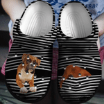 Boxer Clog Shoes
