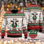 Cows - Christmas Wool Sweater