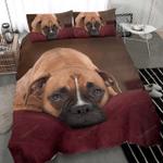 Boxer Sleeping v2 Bedding Set