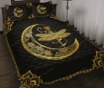 Dragonfly Hippie Quilt Bedding Set Twin