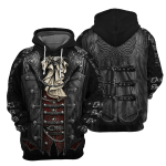 Gothic Style - 3D All Over Printed Hoodie