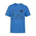 Dog Gift Idea Australian Shepherd Aussie Shepard T-Shirt - Standard T-Shirt S / Royal Dreamship
