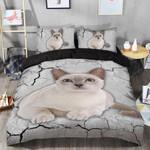 Tonkinese Cat Bedding Set