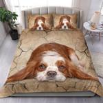 Cavalier King Charles Spaniel Bedding Set Us Twin