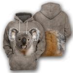 Koala - 3D All Over Printed Hoodie