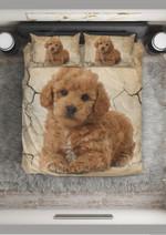 Goldendoodle V2 Bedding Set Us Twin