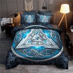 Viking Valknut Bedding Set