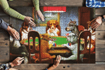 Dogs Pocker Jigsaw Puzzles (Copy) 21 X 15 - 500 Pieces All Products