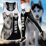 Husky Sport Combo Tank Top + Legging