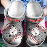 Baseball Customize Croc Clog