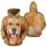 Golden Retriever Body - Hoodie / S