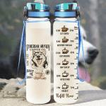 Husky Coffee Tracker Bottle 32 Oz