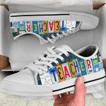 Teacher Inspired Low Top Shoes