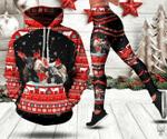 Christmas Cows Combo Hoodie & Legging