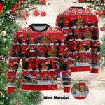 Black Cat Christmas Sweatshirt & Sweater