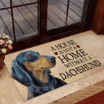 Dachshund Home Without Doormat