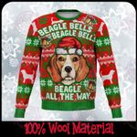Beagle Bells Ugly Sweater
