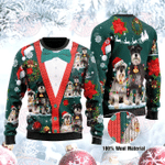 Schnauzer Christmas - Woolen Sweater