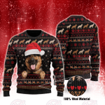 German Shepherd Christmas - Woolen Sweater