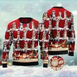 Husky Ugly Christmas Sweater