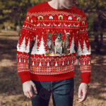 American Staffordshire Terrier Christmas Sweater