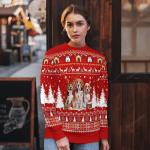Beagle Christmas Sweater