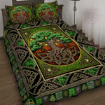 Beautiful Irish Quilt Bed Set