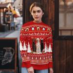 Labrador Retriever Christmas Sweater