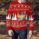 English Mastiff Christmas Sweater