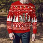 Great Dane Christmas Sweater