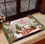 Bulldog may your troubles be less doormat