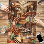 Corgi Coffee Shop - Puzzle
