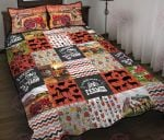 Life is better on the farm Quilt bed set & Quilt Blanket
