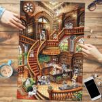 Shih Tzu Coffee Shop - Puzzle