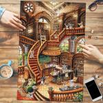 Chihuahua Coffee Shop - Puzzle