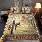 Native American - I Choose You Bedding Set