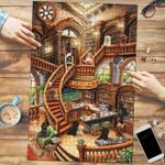 Poodle Coffee Shop - Puzzle