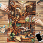 Newfoundland Coffee Shop - Puzzle